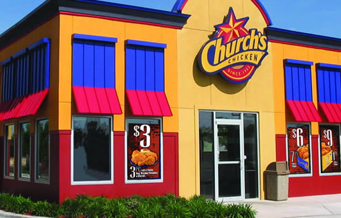 Church's Chicken / Texas Chicken franchise opportunity.