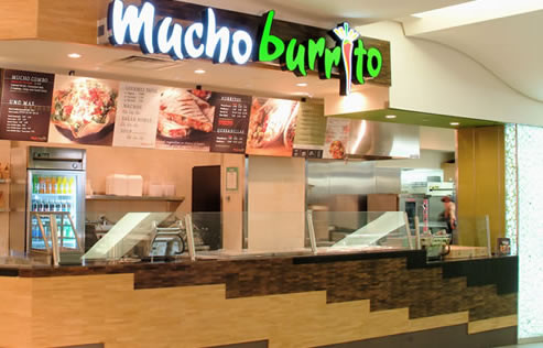 Mucho Burrito franchise opportunity.